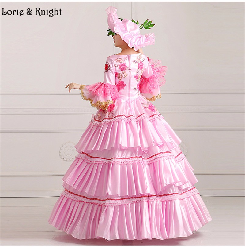 Princesa Sissi & Marie Antoinette vestido inspirado Royal Ball gowns ...