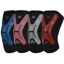 1 PC Knee Brace Support Breathable Sleeve Compression Wraps Knee Pad Protector for Arthritis Sports Volleyball Tennis Basketball one pair 3 colors breathable thin section nylon knee brace knee pad prevent sleeve arthritis injury leggings elbow sleeve