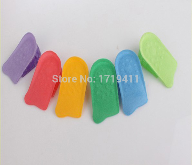 1 Pair Comfy Unisex Women Men Comfortable Silicone Gel Lift Height Increase Shoe Insoles Heel Insert Pad Cushion Protector IS004