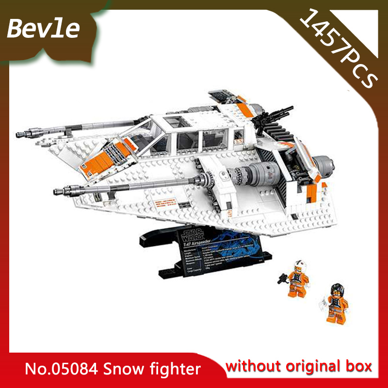 Doinbby Store 05084 1457Pcs star space series Snow Fighter Model Building Blocks set Bricks Toys For Children Gift