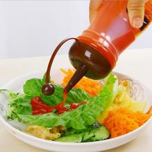 16 x 6cm salad Storage Packing bottle sauce jam spices tomato sauce squeeze bottle Dispenser Cruet
