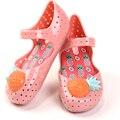 Memon VII de Las Muchachas Hollow Dulce Aroma de Piña Kids Shoes EE.UU. tamaño 6-11 Sandalias de Verano para La Muchacha