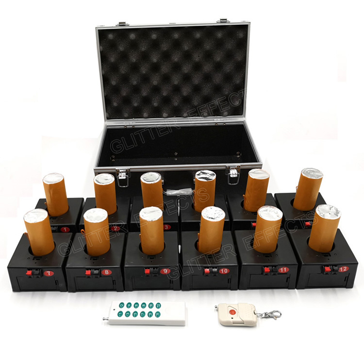 D04 D06 D08 D10 D12 télécommande 12 canaux récepteur déclencheur effet de scène machine de mariage fontaine feux d'artifice base tir - 6