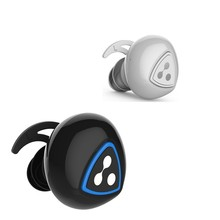 Syllable D900 eardphone Wireless Bluetooth 4.0 Sports in-earphone With Charging Stand For Android/ios/ipad/Tablet Black / White