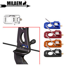 1pc Archery SIUS Arrow Rest Recurve Bow Shooting Type Right/Left Hand Adjustable Outdoor Sports Accessories