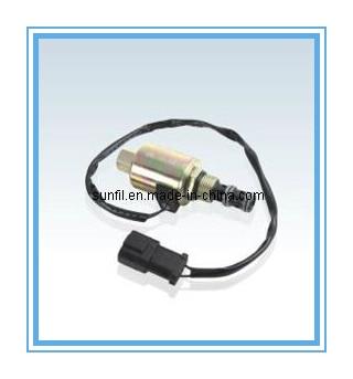 Запасные части pc200-5 электромагнитный Клапан(колонка