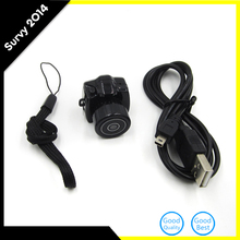 цена на Micro Smallest Portable camera HD CMOS 2.0 Mega Pixel Pocket Video Audio Camera Mini Camcorder 480P DV DVR Recorder 720P JPG