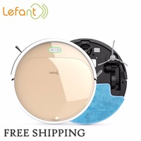 ONSALE LEFANT Robotic Vacuum Cleaner For Home Automatic Robot Cleaner Smart Planned Vacuum Cleaner A Series