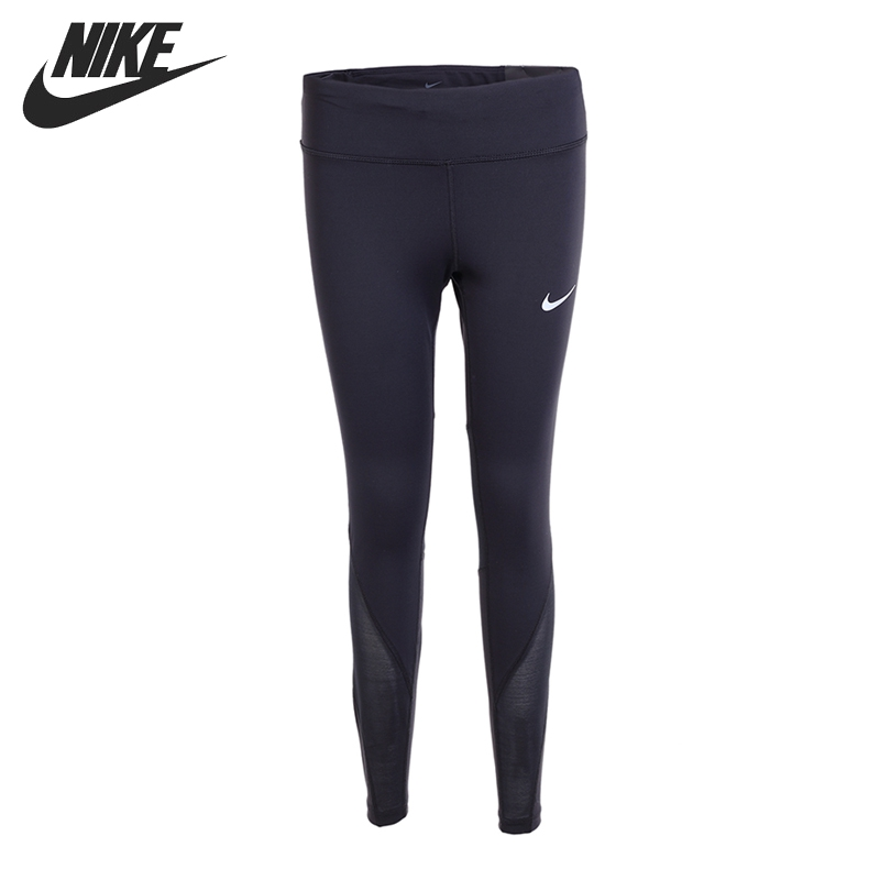 Original New Arrival 2017 NIKE Women's Running Tight Pants Sportswear adidas original new arrival official women s tight elastic waist full length pants sportswear bj8360