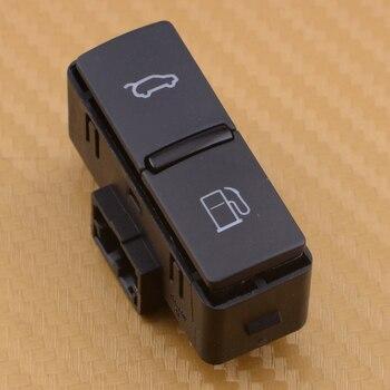 DWCX черная крышка багажника автомобиля крышка топливного щитка Кнопка разблокировки 4L1 959 833 4L19598335PR Подходит для Audi Q7 2007 2008 2009