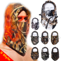 Camo Tactical Army Thermal FLEECE BALACLAVA Warm Winter Headgear Motorcycle Hunting Ski Neck Hoods Full Face Mask Cover Hat Cap