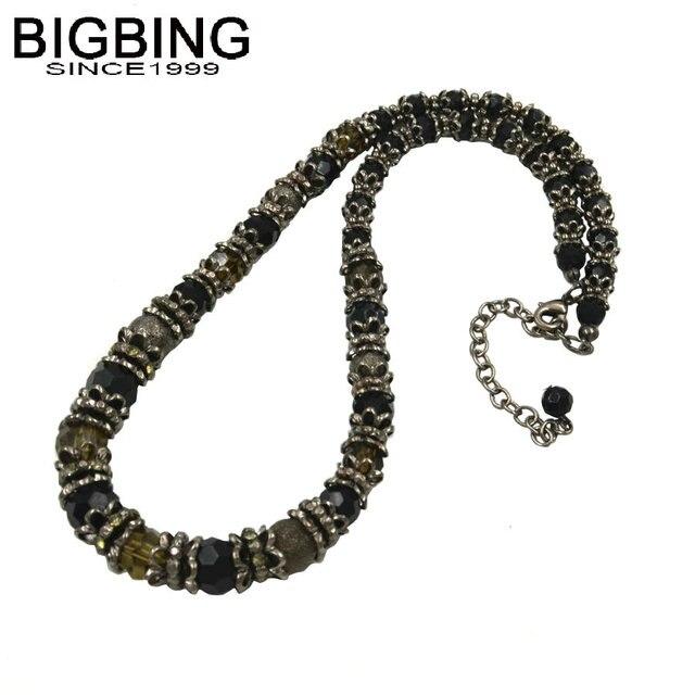 R096 BIGBING Jewelry Black...