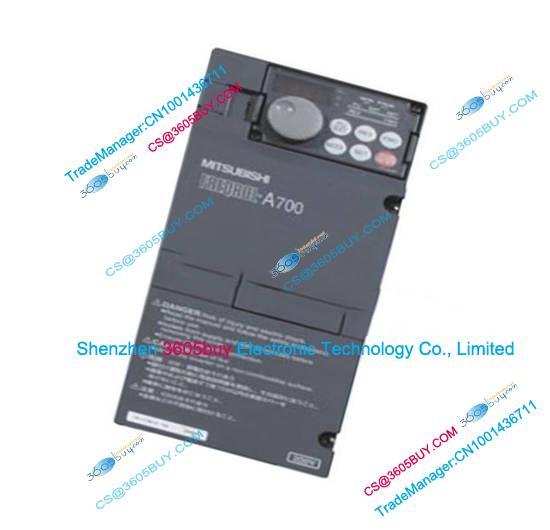 Inverter FR-A720-3.7K 200~240V 17.5A 3.7KW 0.2~400Hz New Original