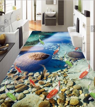 Large Size Creative 3D carpet living room Rug sofa coffee table bedroom carpet bedside blanket kitchen bathroom floor mat door 1