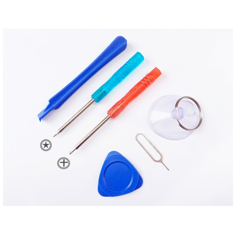 6 in 1 Opening Repair Tools Laptop Phone Screen Disassemble Tools Set Kit for IPhone Mobile Phone Xiaomi Tablet PC Small Toy Kit image