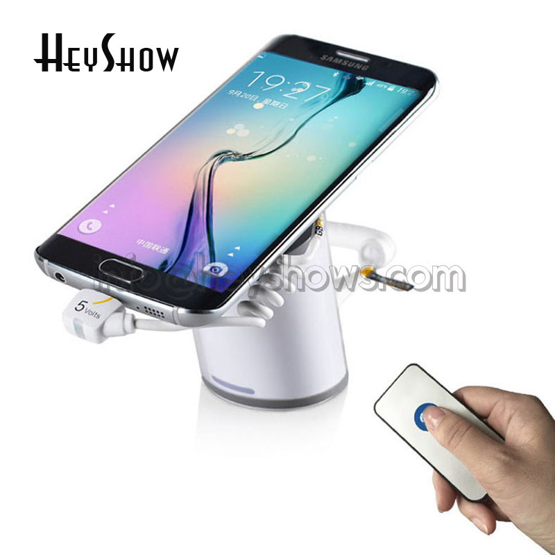 10x Smartphone Security Stand Mobile Phone Display Alarm