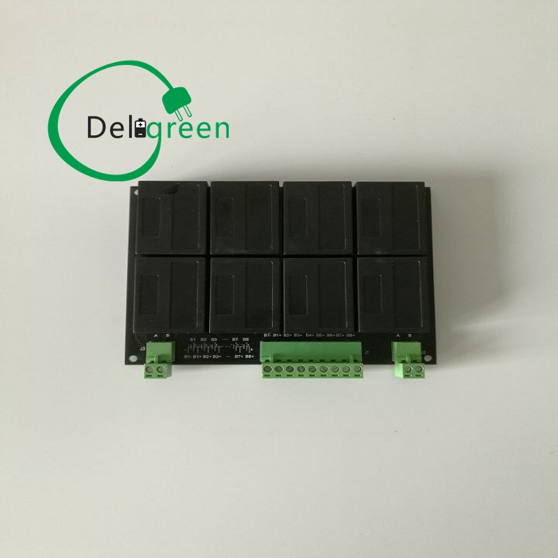 8S/24V  lithium battery balancer equalizer BMS for 3.2V 3.7V LIFEPO4,polymer battery 12V24V36V48V72V144V192V288V etc hdx t 8 bms
