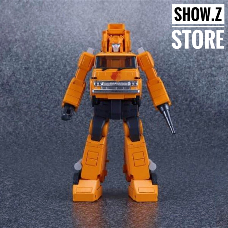 все цены на [Show.Z Store] 4th Party Masterpiece MP-35 Grapple Transformation Action Figure онлайн