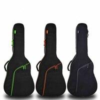 Waterproof Mm Thicken 35 36 38 39 40 41 Guitar Bag Case Backpack More Color Guitarra