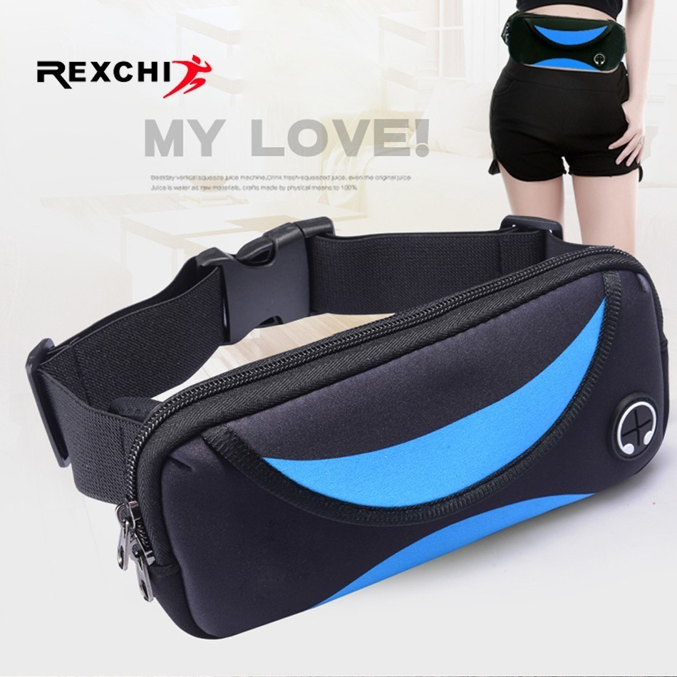 Ultralight Trail Running Bag Waist Pack Sport Accessories Outdoor Mobile Phone Holder Security Belt Lady Fitness Gear