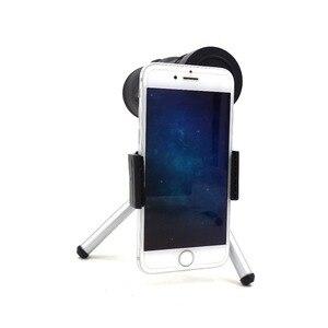 Image 3 - Télescope monoculaire Mobile, Zoom 16x52, objectif de Vision de jour, haute définition, pour la chasse et le voyage