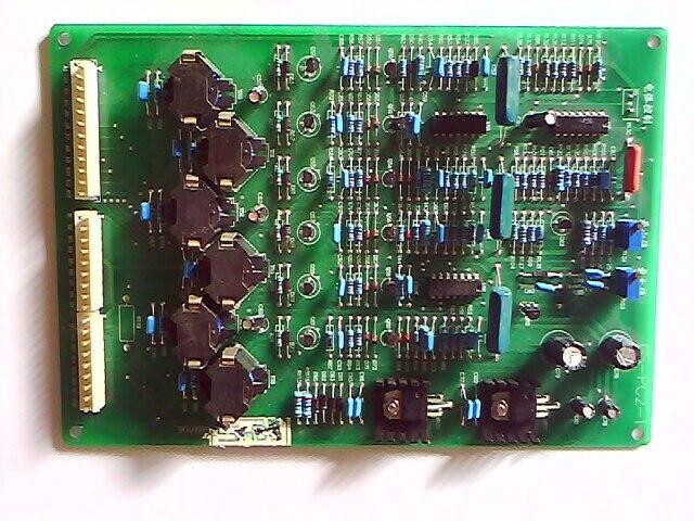 Трансформатор карты постоянного тока с шестью тиристорного управления GS-CP2 трехфазного тока управления синхронный трансформатора