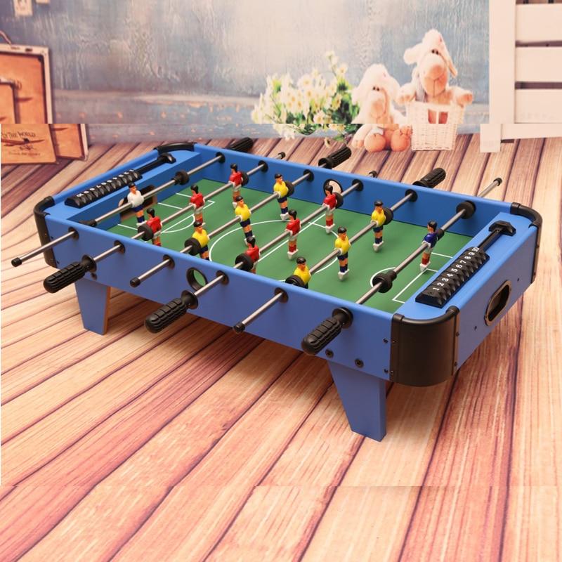 Children's Table Soccer Desktop Tableby Bobby Football Player board Game Table soccer table children table football game ball machine toys