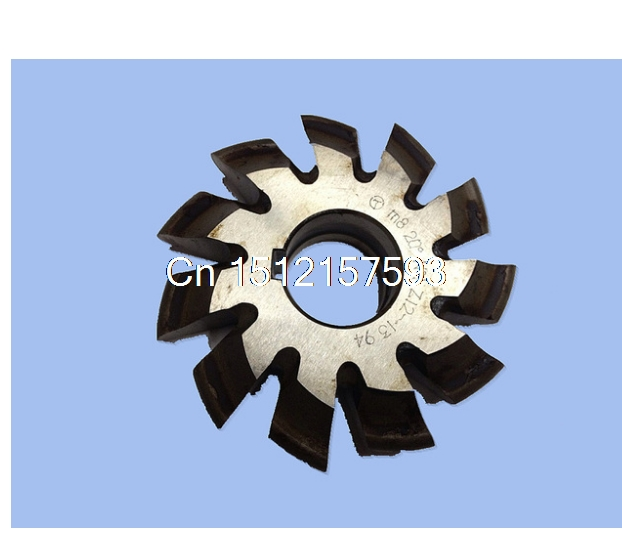 1PC Sold separately Module 8 PA20 Bore32 1#2#3#4#5#6#7#8# Involute Gear Cutters M8 LF цены