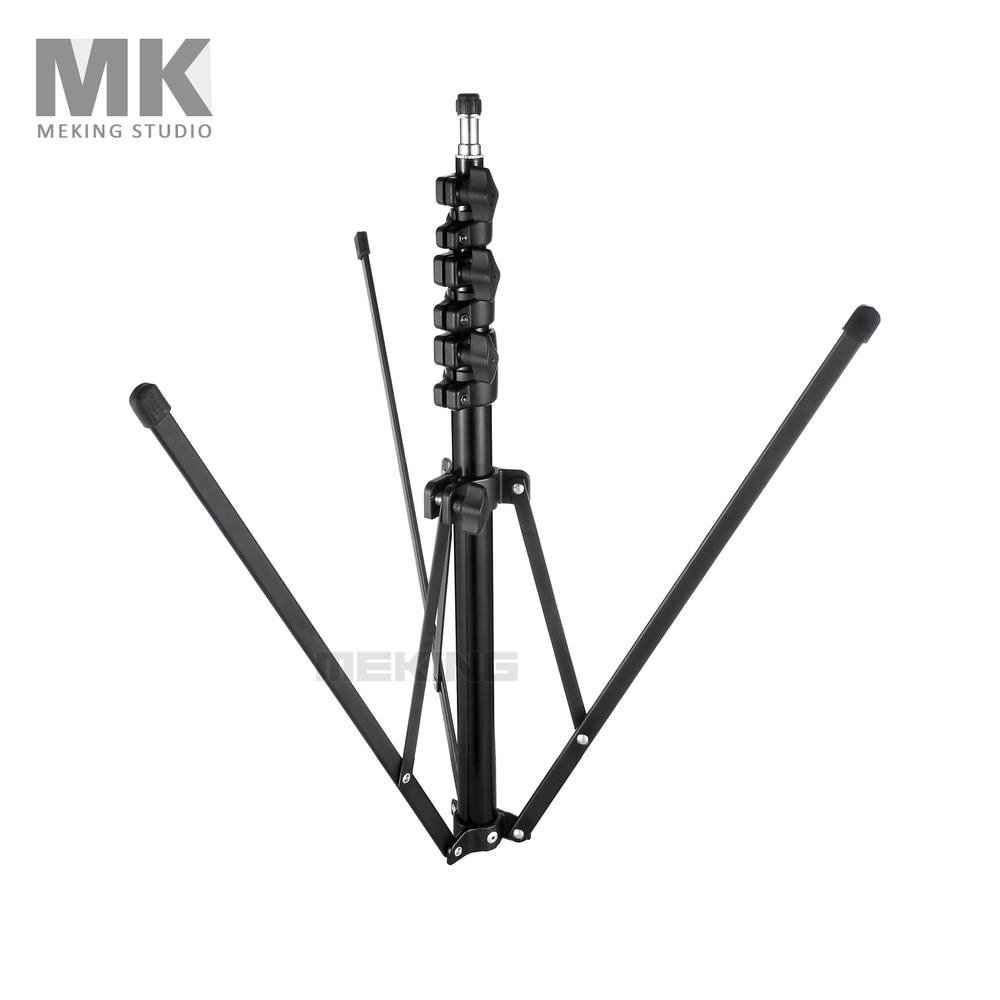 Meking Pliable Stand de Lumière 200 cm/6'6