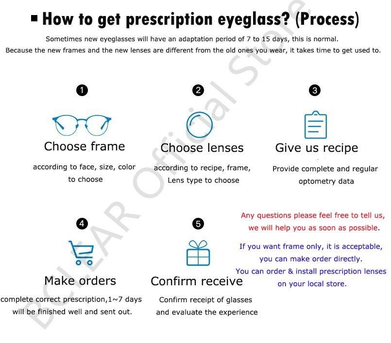 888810380 Click here to Buy Now!! BCLEAR جديد وصول البصرية إطار شبه بدون شفة النظارات  الطبية سبائك نصف إطار النظارات الأعمال الرجال إطار مشهد