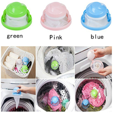 Floating Pet Fur Catcher Filtering Hair Removal Device Wool Cleaning Supplies Washer Style Laundry Cleaning Mesh Bag цена и фото