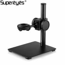 Discount! Z008 Microscope Portable Stand Adjustable Precision USB Microscope Stand for Digital Microscope Otoscope Any Angle Freely
