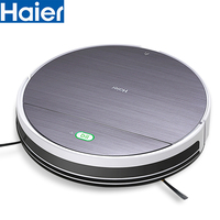 Intelligent Sweeping Robot Household Fully Automatic Slim Mop Vacuum Cleaner 1800pa Big Suction Clean The Map