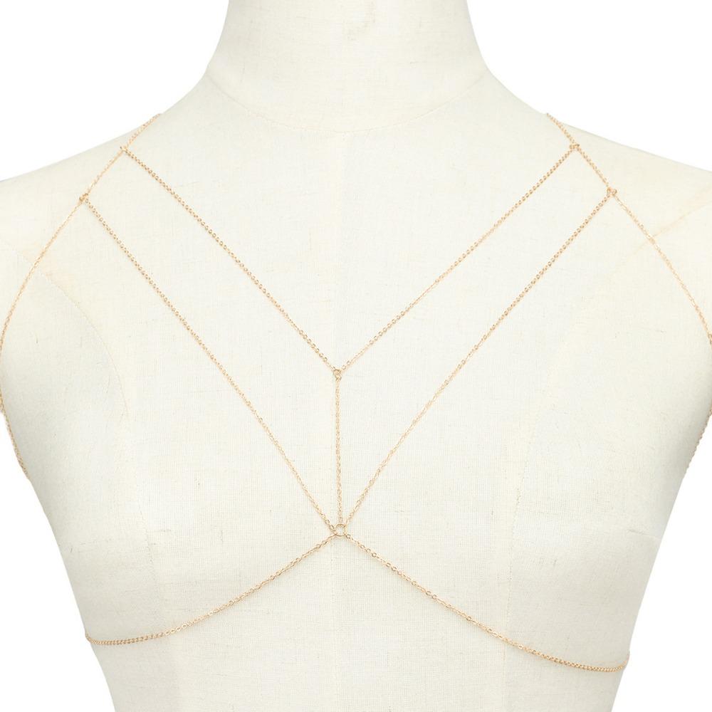 HTB1IXqlSFXXXXalXFXXq6xXFXXXC Women's Sexy Mesh Body Chain Bra Harness Necklace - 2 Colors