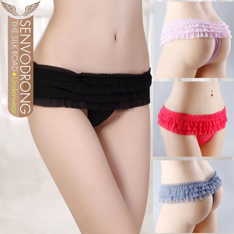 Where Are The Sensible But Sexy Knickers For Older Women