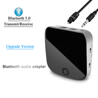Bluetooth 5.0 Audio Bluetooth Receiver and Transmitter CSR8670 Aptx HD Adapter Optical Toslink / 3.5mm AUX / SPDIF for Car TV