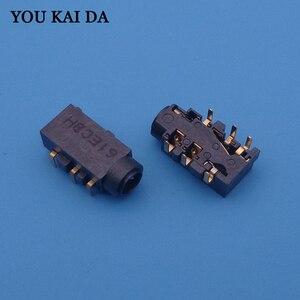 Image 2 - משולבת אודיו ג ק מחבר עבור Asus N550 N550JV G550JK N550 N550JA N550JK N550JV N550LF Q550LF וכו אוזניות יציאת 6  פין