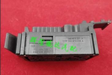1pcs  FOR VW / PASSATABS brake master cylinder harness plug connector curt 51434 brake control harness