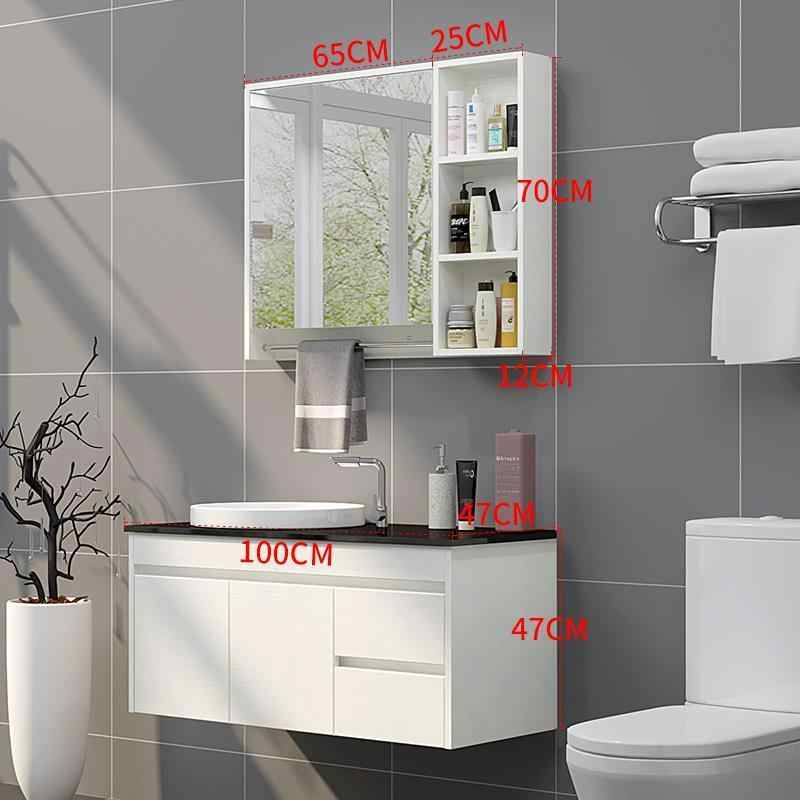 Meubel Furniture Mobiletto Maison Kast Rangement Shelf Szafka Vanity Mobile Bagno Banheiro Meuble Salle De Bain Bathroom Cabinet