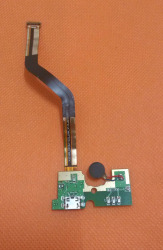 Used Original USB Plug Charge Board + Microphone For UMI Rome X MTK6580 5.5 inch 1280x720 HD Quad Core Free shipping