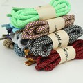 140cm new design outdoor sports hiking slip round rope shoe laces casual sneakers shoelaces skate boot shoe laces strings
