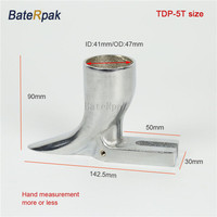 TDP-0/1.5/5/6 T BateRpak Tablet persmachine onderdelen/pil persmachine deel feeder emmer, tablet persmachine poeder filler/tank
