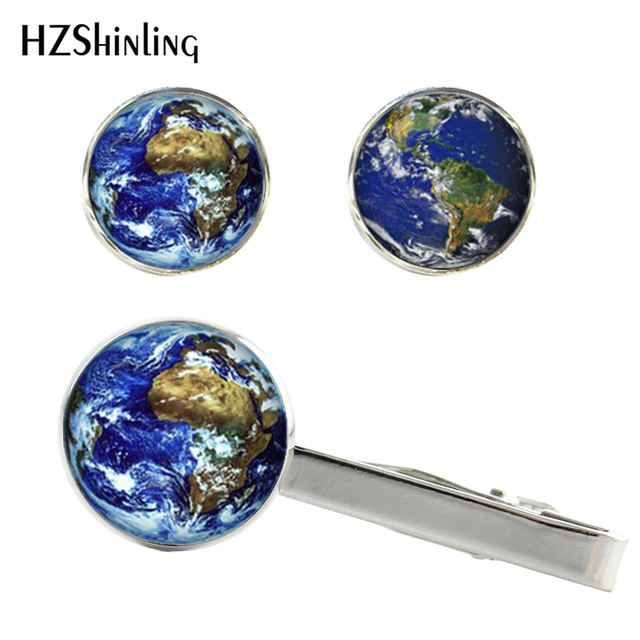 2017 new old world map tie clip and cufflink rainbow multicoloured 2017 new old world map tie clip and cufflink rainbow multicoloured earth map clips silver black gumiabroncs Gallery