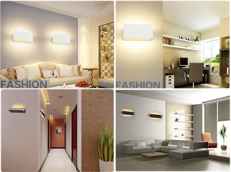 HTB1IXsaQpXXXXatXVXXq6xXFXXXn - Adjustable surface mounted led wall light, wall lamp indoor,decorative wall sconce , Size 150mm,200mm,310mm