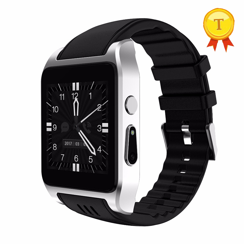 2018 good selling Bluetooth Smart Watch Android 5.1 Ram 512 Rom 4G support Sim card 3G Wifi Camera 0.3 MP SIM Card Skype IOS мтс smart sprint 4g sim lock white