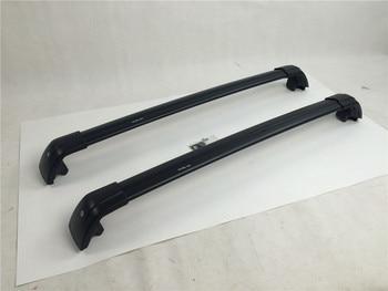 Bagage Bagage Aluminium Cross Bar voor VOLVO XC60 2013-2016 Dak Rail Rack Paar