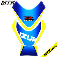 MTKRACING Free shipping Motorcycle Fit SUZUKI GSXR ALL 3D ADESIVI Sticker Decal Emblem Protection Tank Pad Cas Cap