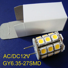High quality AC DC12V GY6 35 LED bulb led G6 35 12v led gy6 lamp 12v