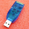 Промышленные USB Конвертер RS485/422 Обновление Защита RS485 Конвертер