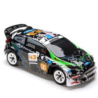 Wltoys K989 1/28 2.4G 4WD Brushed RC Remote Control Rally Car RTR